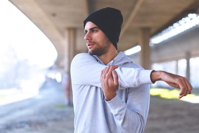 腰のストレッチの正しいやり方