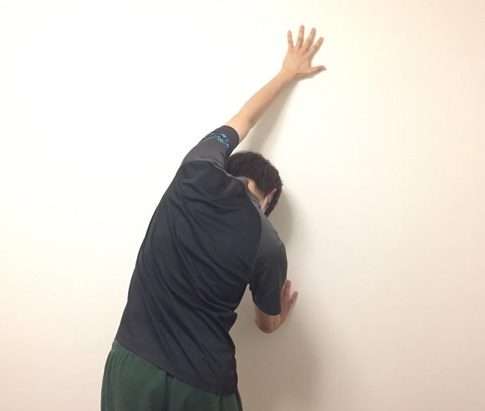 背中(広背筋)の効果的なストレッチ方法