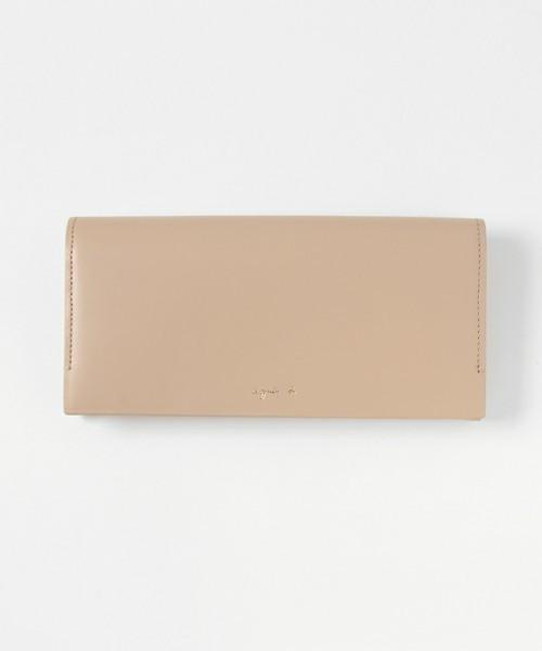 大学生の彼女に贈るクリスマスプレゼントにアニエスベーの財布.jpg