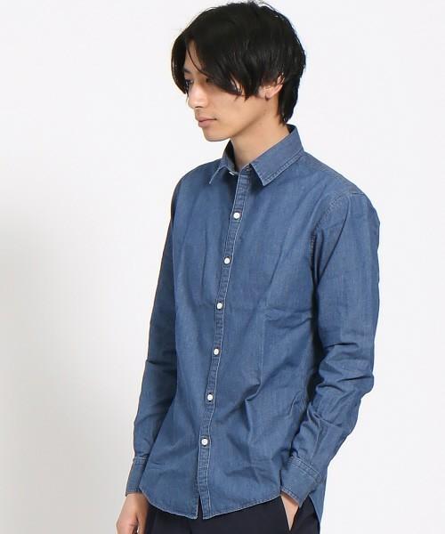 紙糸で作られたシャツ