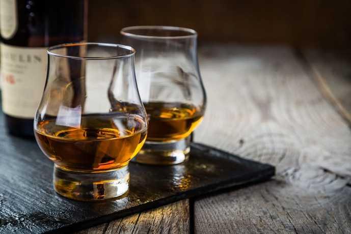 世界の5大ウイスキー