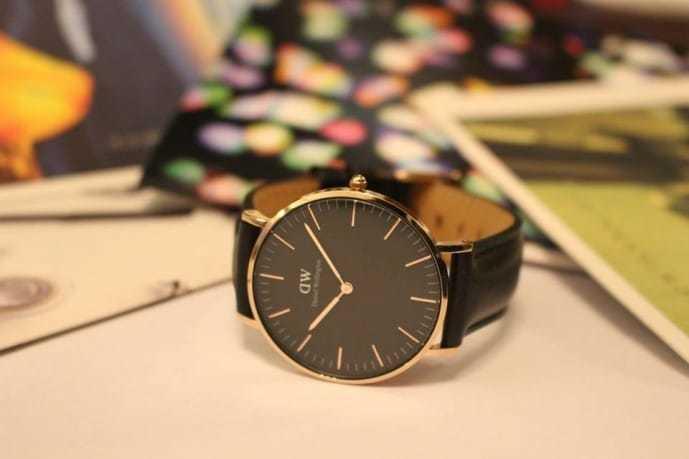 ホワイトデーのお返しにダニエルウェリントン新作の腕時計のプレゼント.jpg