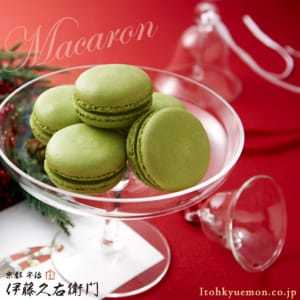 ホワイトデーにおすすめの人気お菓子は伊藤久右衛門のマカロン