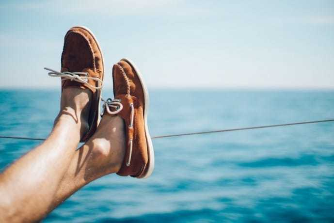 2018年夏におすすめメンズ靴