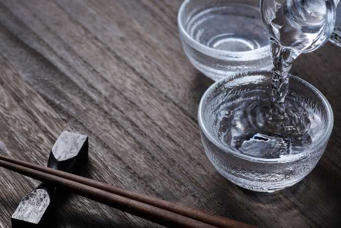 日本酒は甘口と辛口に分類できる