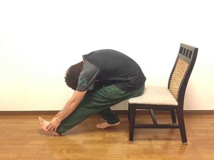 ハムストリング(大腿二頭筋)の効果的なストレッチメニュー