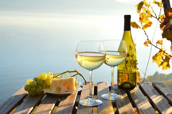白ワインを堪能してみて