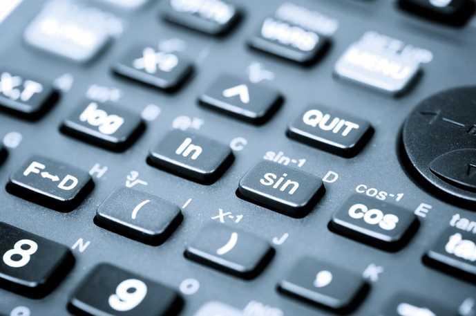 関数電卓の種類