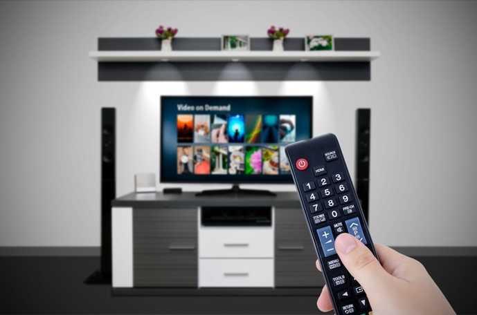 自宅で高画質な映像を楽しめる4Kテレビ
