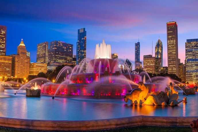 シカゴの観光を堪能してみて
