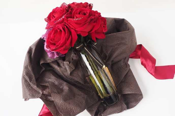 ホワイトデーに贈りたい花アートフラワー