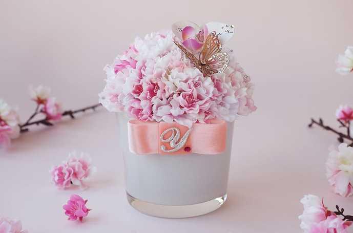 ホワイトデーに贈りたい花メッセージフラワー