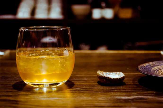 様々な種類の梅酒を堪能してみて