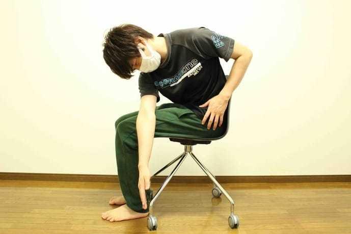 大円筋の効果的なストレッチメニュー1-1