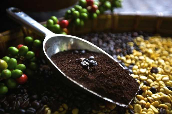 インスタントコーヒーには主に2種類ある