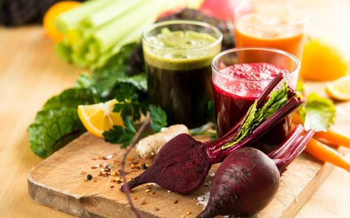 野菜ジュースの種類は主に2種類ある