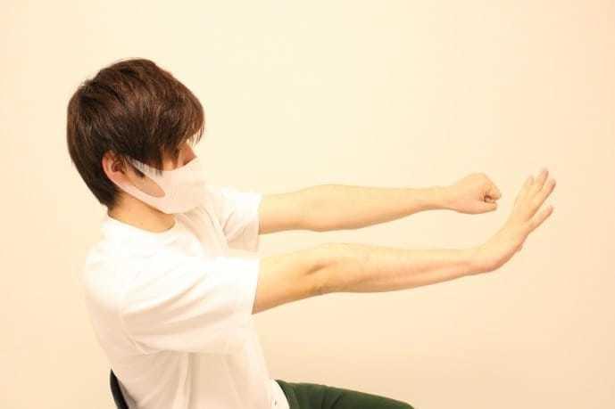 前腕筋の効果的なストレッチ