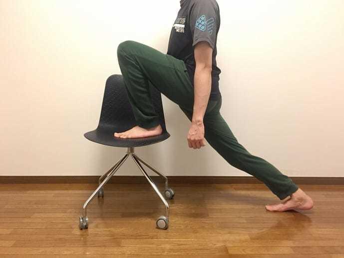 大腰筋の効果的なストレッチメニュー4