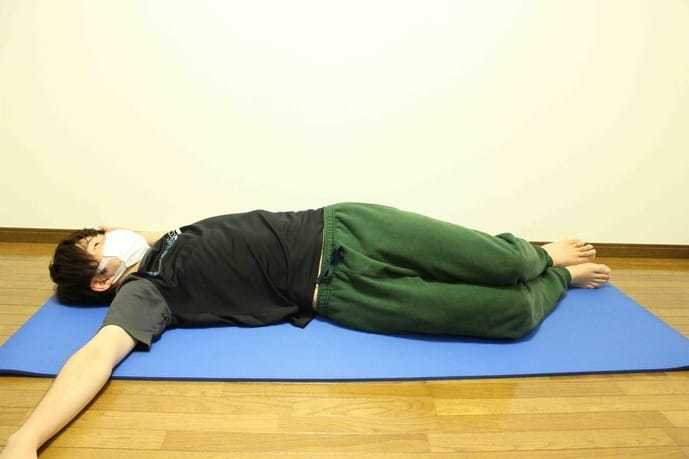 外腹斜筋の効果的なストレッチ方法