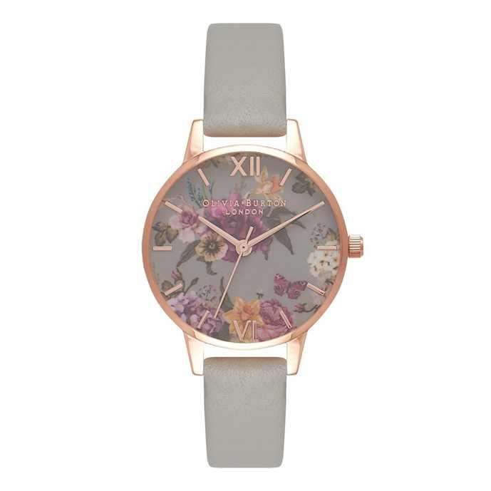 ホワイトデーの本命彼女のお返しにオリビアバートンの腕時計