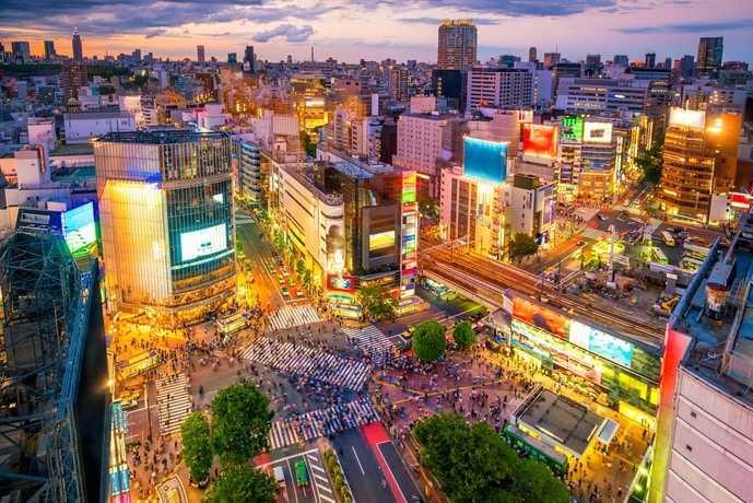 日本を代表する高級街「銀座」