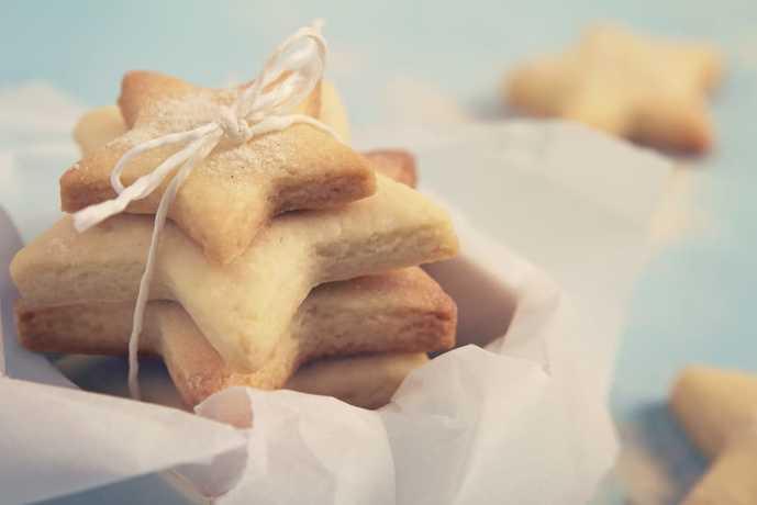 クッキーのプレゼント