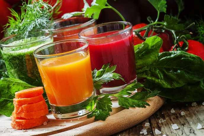 おすすめの野菜ジュースを大公開