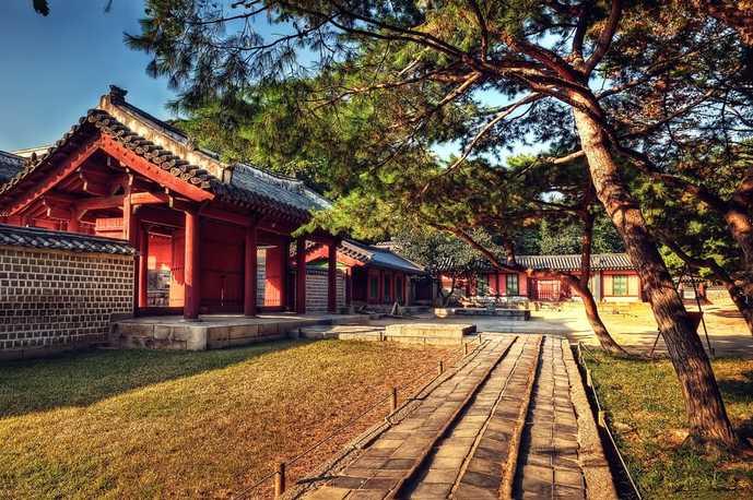 ソウルで行っておくべき観光地「昌徳宮」
