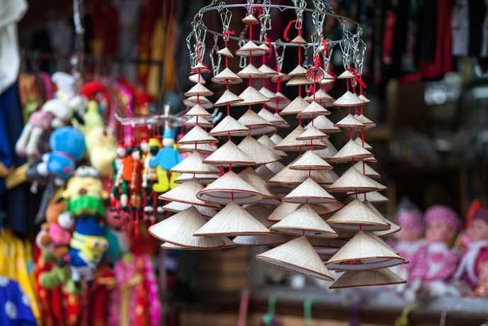 ベトナム・ハノイのおすすめ観光地「旧市街」