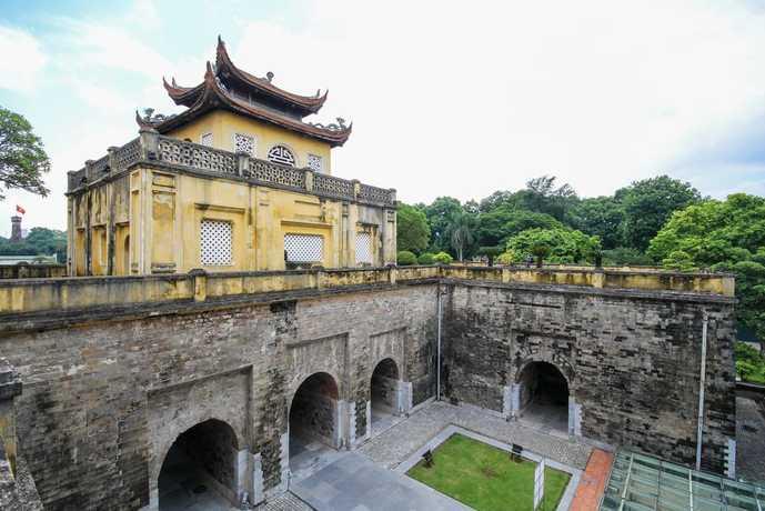 ベトナム・ハノイのおすすめ観光名所「タンロン遺跡」