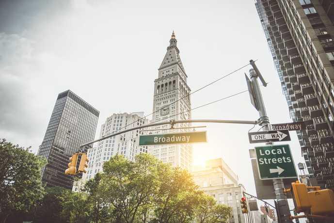 ニューヨークのおすすめ観光スポット「ブロードウェイ」