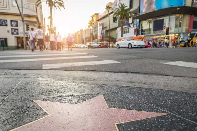 ロサンゼルスのおすすめ観光スポット「ハリウッド」