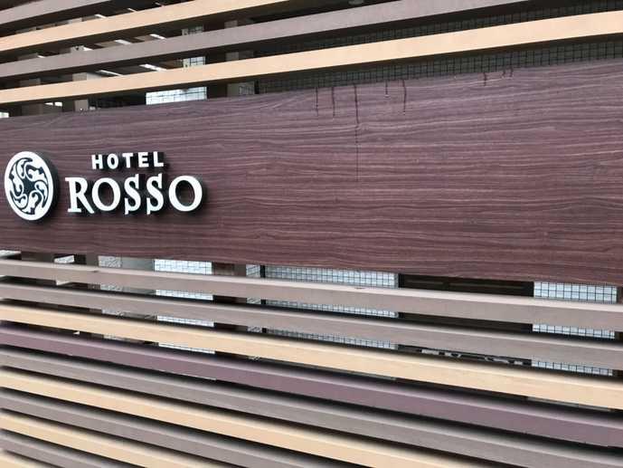 HOTEL_ROSSO外観