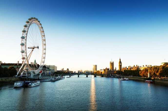 ロンドンのおすすめ観光スポットにロンドン・アイ