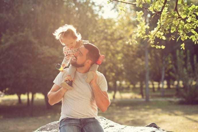 一途な男性の特徴に家族を大切にしている.jpg