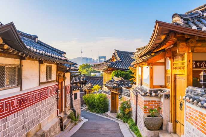 韓国・ソウルのおすすめ観光名所「北村」