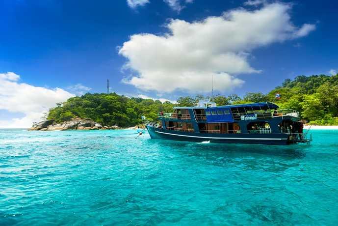 バンコクのおすすめ観光地「コーラル島」
