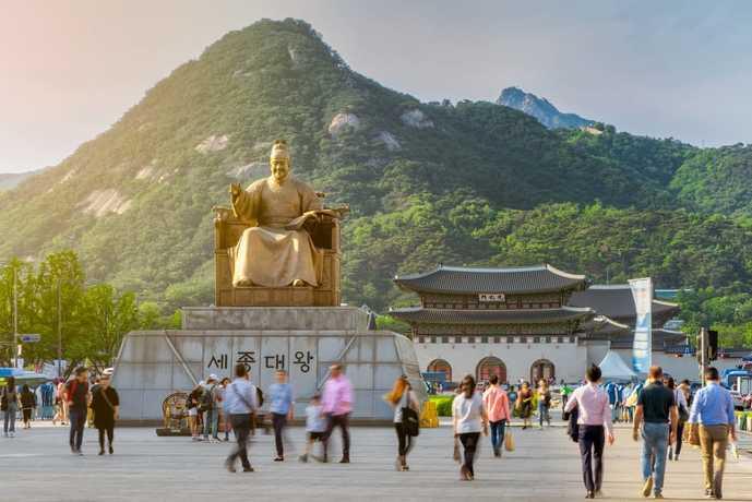 ソウル旅行で行くべき観光スポット「宗廟」