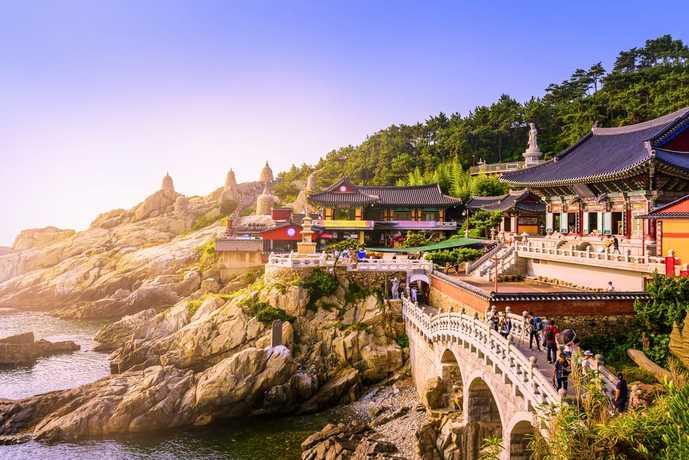 韓国のおすすめ観光名所「ヘドンヨングンサ」
