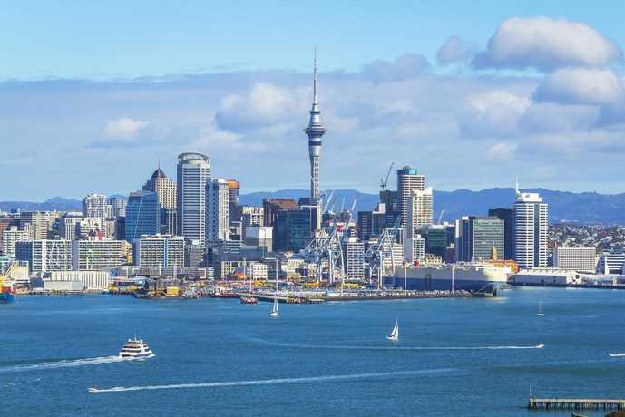 ニュージーランドのおすすめの観光スポットにスカイタワー