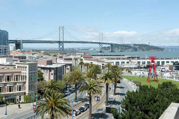 サンフランシスコのおすすめ観光スポット「AT&Tパーク」