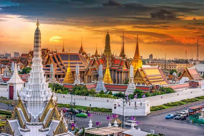 海外旅行のおすすめ観光地「バンコク」