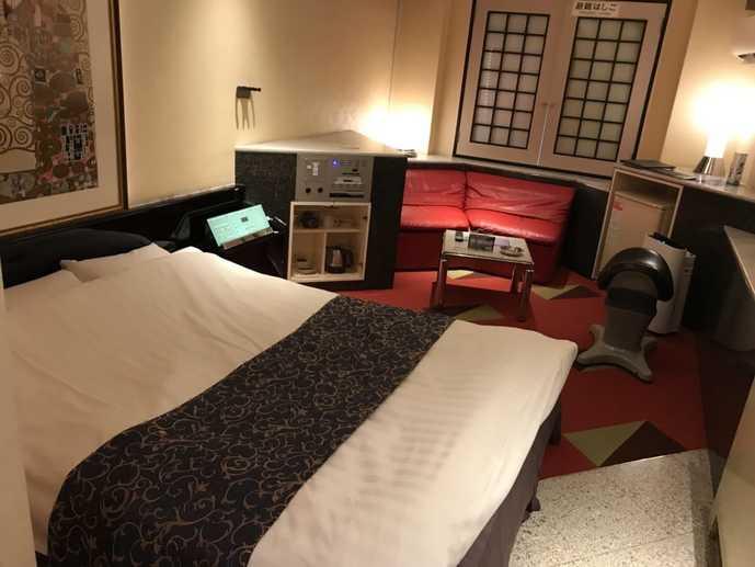 HOTEL_MOA内観