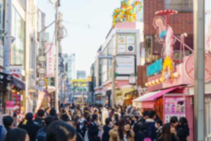 東京都の人気デートエリア「原宿」