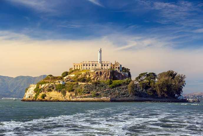 サンフランシスコのおすすめ観光スポット「アルカトラズ島」