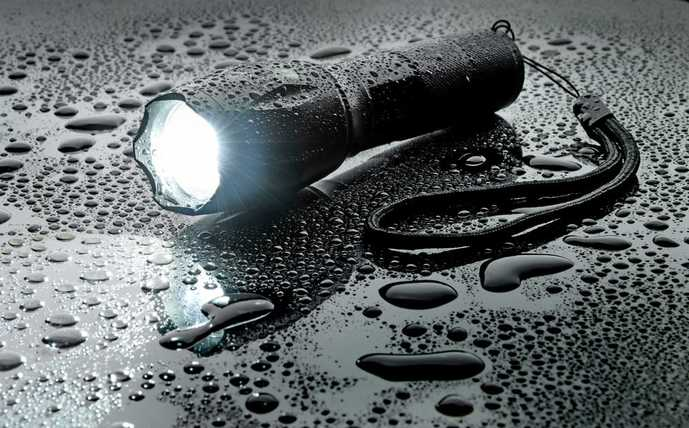 LEDの懐中電灯選びで大切なこと