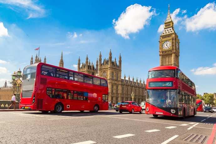 ロンドンのおすすめ観光スポットを大公開