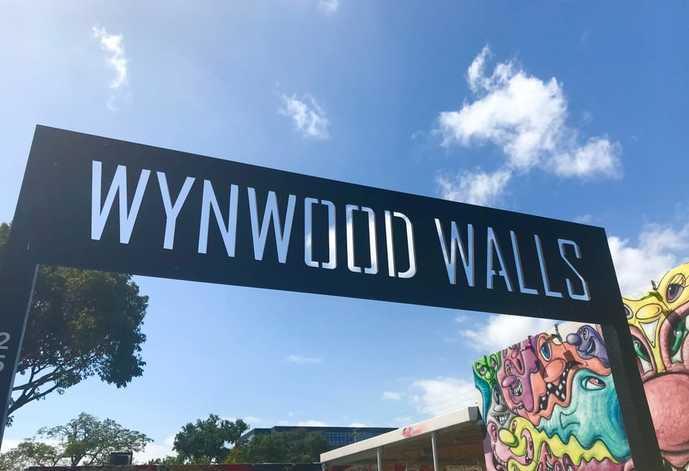 マイアミでおすすめの観光スポットはウィンウッド芸術地区