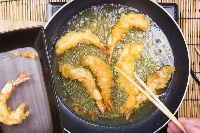 おすすめの天ぷら鍋