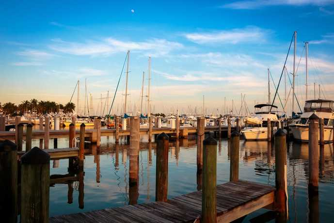 フロリダのおすすめ観光地はココナッツグローブ・ヴィレッジウェスト